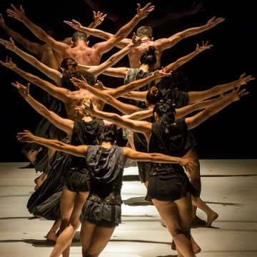 If At All by Rami Be'er Kibbutz Contemporary Dance Company