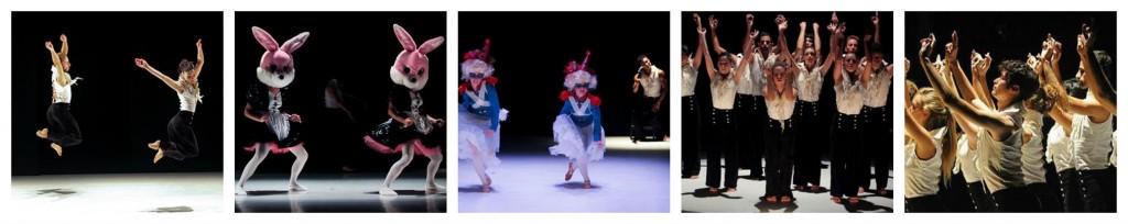 Kibbutz Contemporary Dance Company Transform
