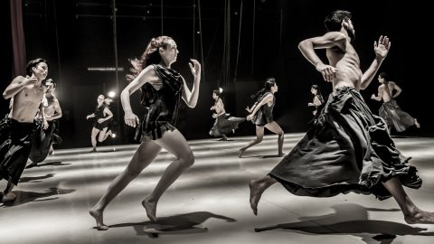 If At All by Rami Be'er – Kibbutz Contemporary Dance Company – Photo by Eyal Hirsch 001