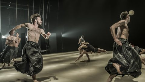 If At All by Rami Be'er – Kibbutz Contemporary Dance Company – Photo by Eyal Hirsch 004