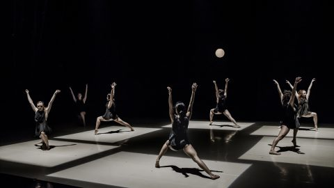 If At All by Rami Be'er – Kibbutz Contemporary Dance Company – Photo by Eyal Hirsch 005