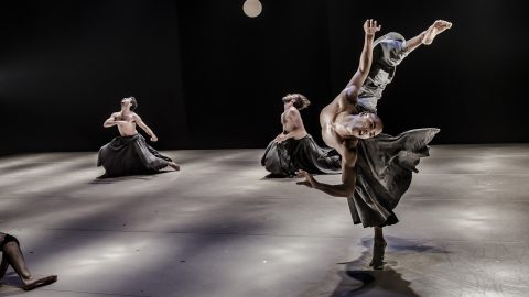 If At All by Rami Be'er – Kibbutz Contemporary Dance Company – Photo by Eyal Hirsch 006