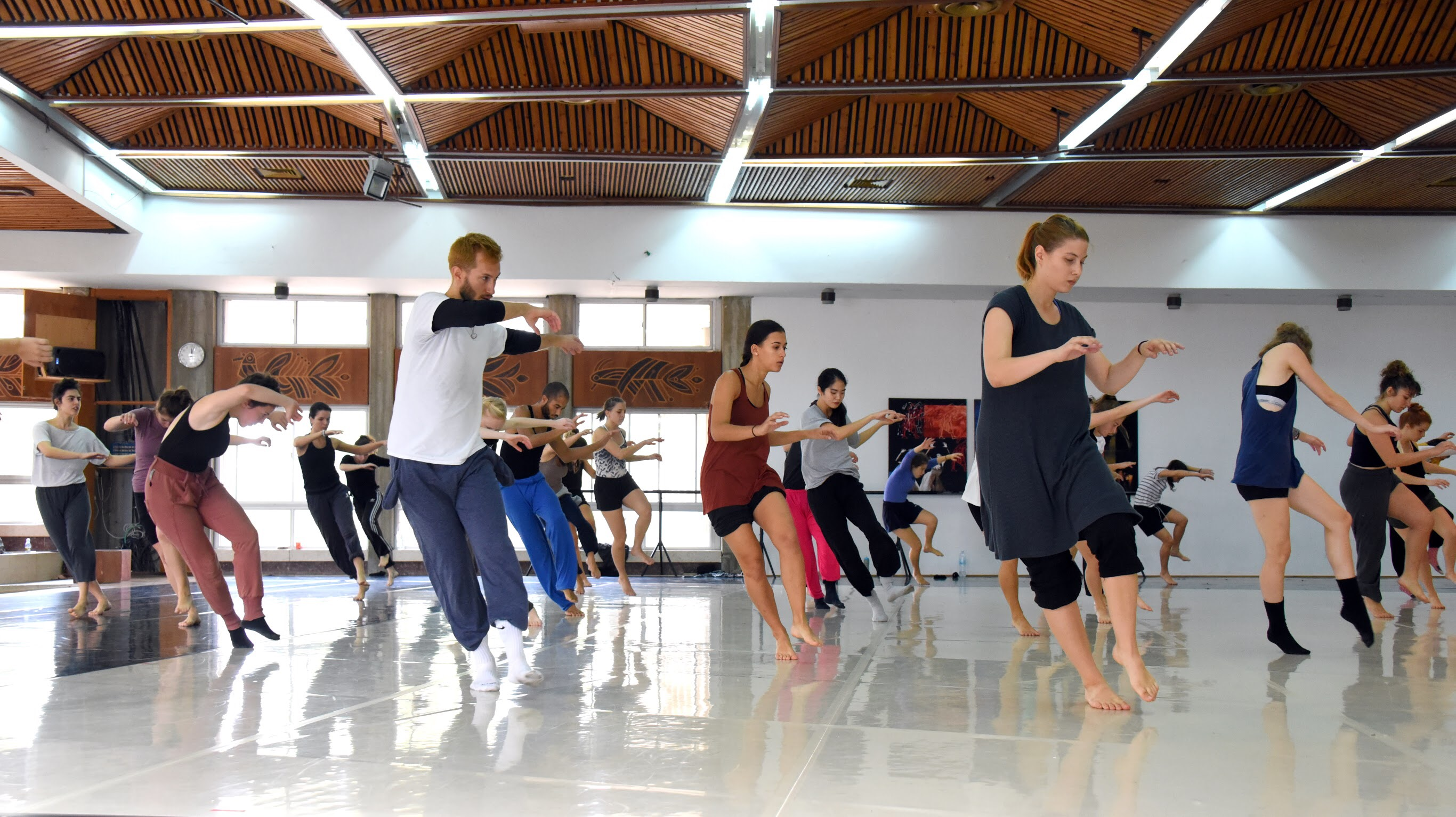 Summer Intensive Dance Program with Kibbutz Contemporary Dance